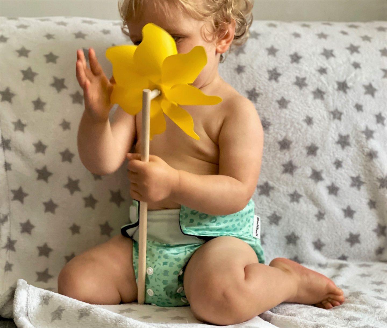 Modi Bodi reusable nappy for babies